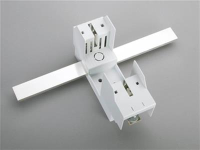 NH FUSE-BASE 600 A, PANEL MOUNTING, FOR PV