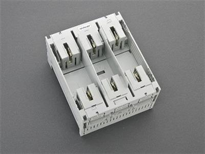 CROSSLINK® NH FUSE BASE 250 A, TAPPING TOP / BOTTOM