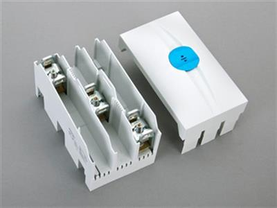CONNECTION TERMINAL PLATE, 3 POLE 35 - 150 mm², AWG 2 - MCM 300,  lam. Cu. 15x5 ... 20x10